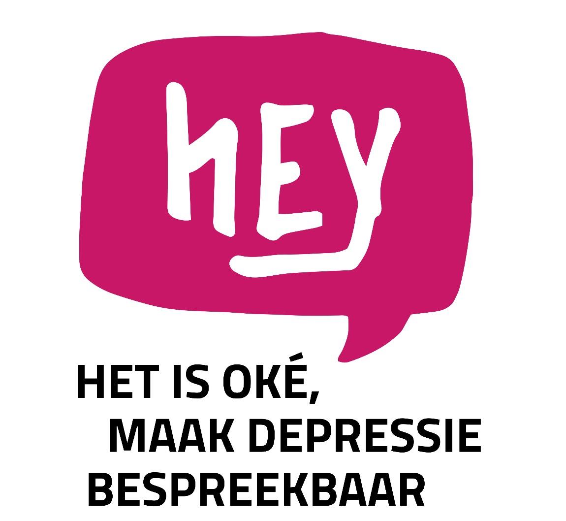 Depressie? Hey! Het is oké