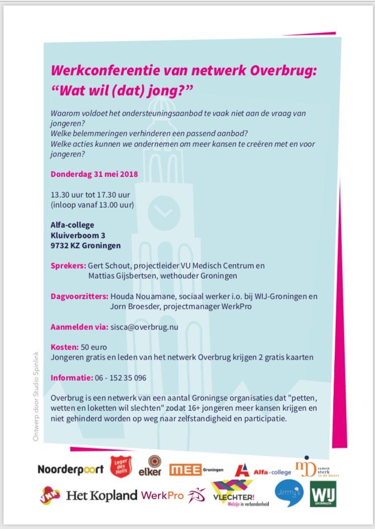 Werkconferentie van Netwerk Overbrug!
