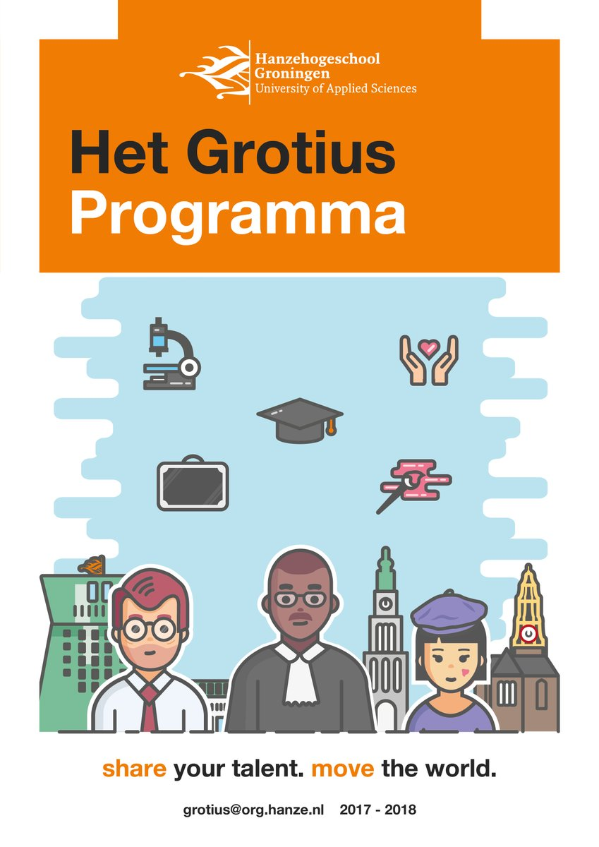 HET GROTIUS PROGRAMMA 2018-2019